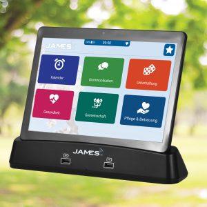 Produktbild JAMES Tablet