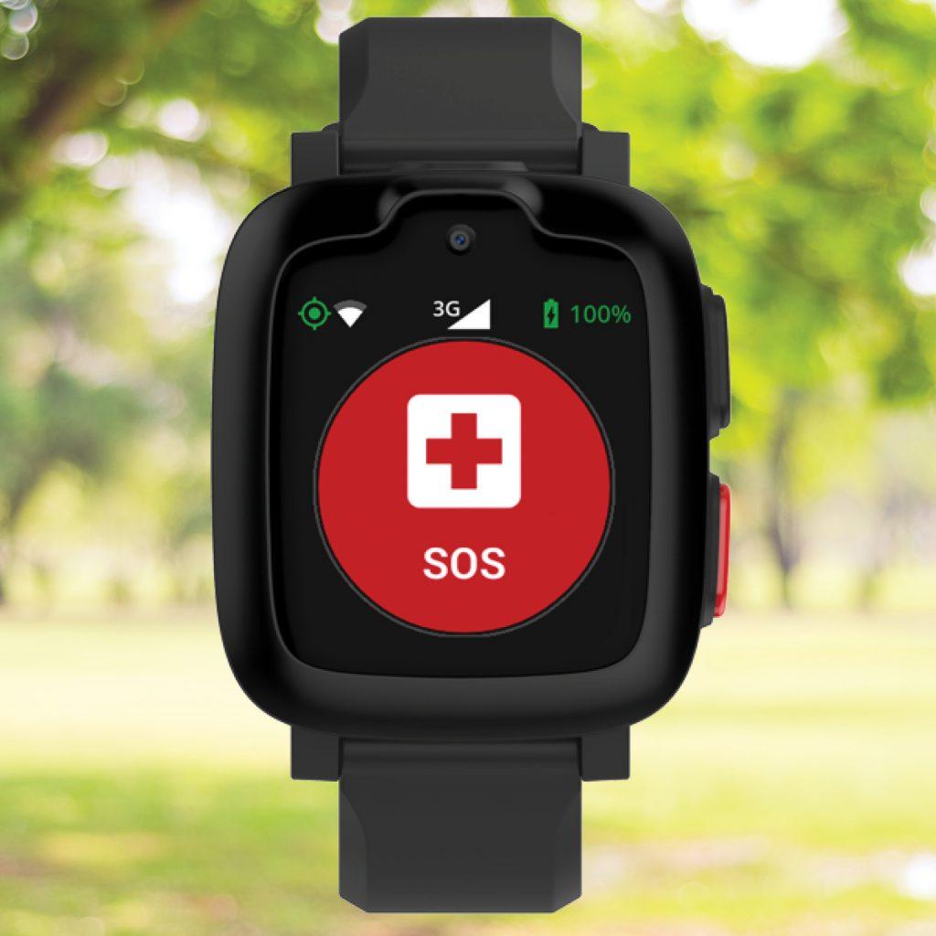 Produktbild JAMES Notrufuhr S6