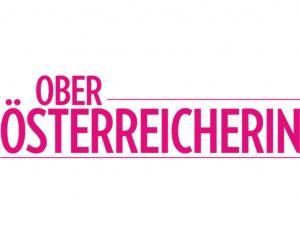Logo der Oberösterreicherin