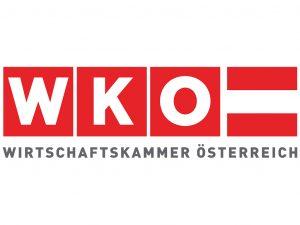 Logo der WKO (Wirtschaftskammer Österreich)