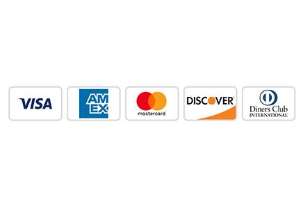 Kreditkarten-Logos